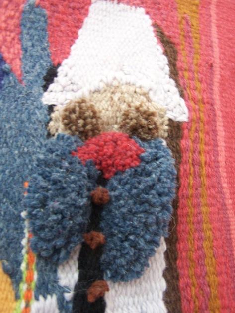 tapiz picasso detalle 2