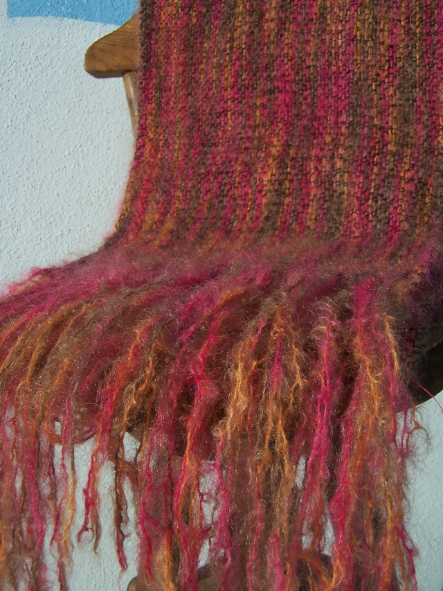 Chal Mohair Magenta